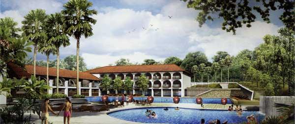 Changi Beach Club Sports Complex
